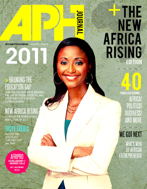 2011 Afripro Journal