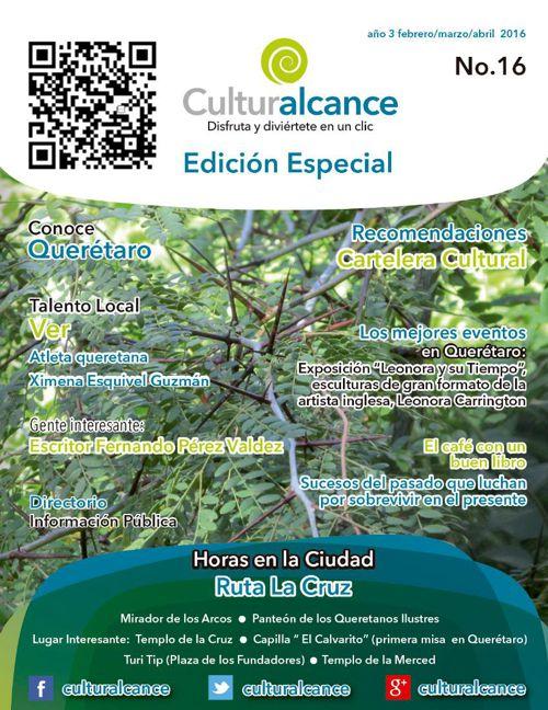Revista Culturalcance no.16