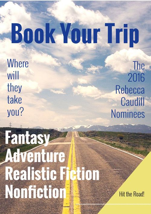 Book Your Trip with Rebecca Caudill 2016