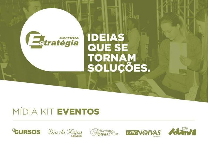 Mídia Kit Editora Estratégia