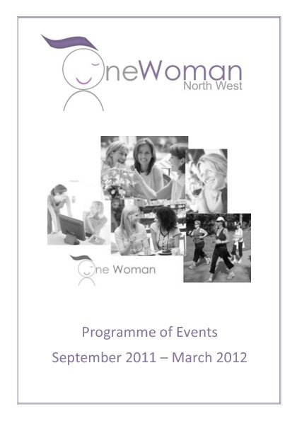 OneWoman Events
