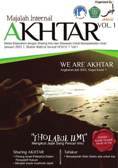 Majalah Internal AKHTAR Vol.1