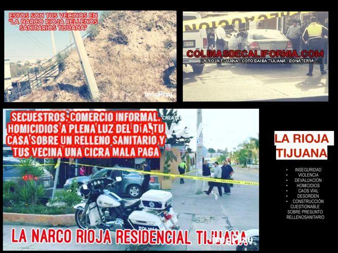 GIG DESARROLLOS INMOBILIARIOS - LA RIOJA RESIDENCIAL - VIOLENCIA