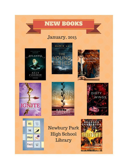 New Books January 2015