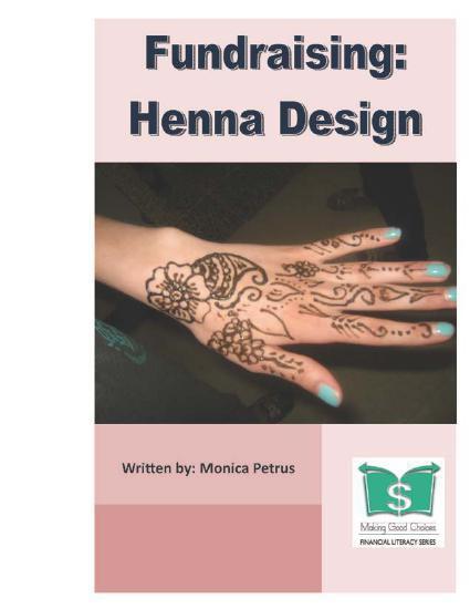 Fundraising - Henna Design