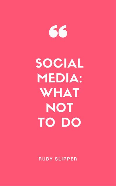 Ruby Slipper Business Basics: Social Media SOS