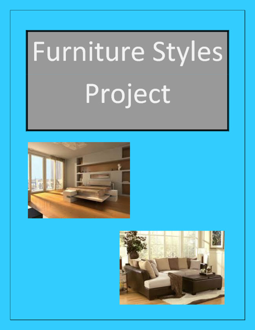 Furniture Styles Project