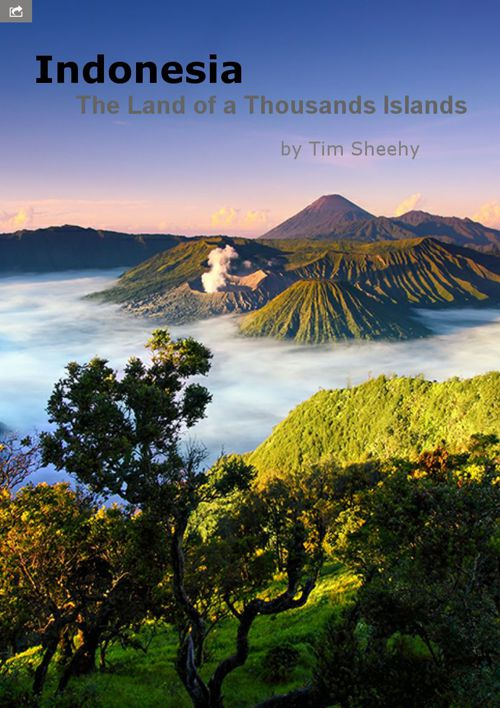 Indonesia the land of a thousand islands