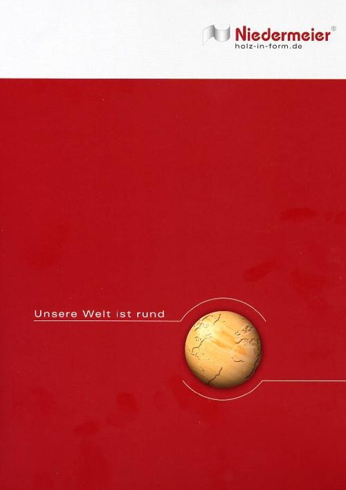 Holz in Form - Katalog 2012