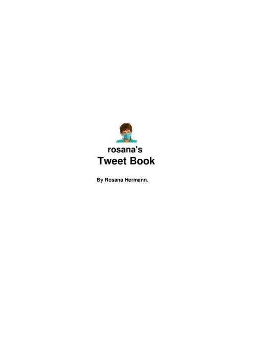 Meu livro de Tweets