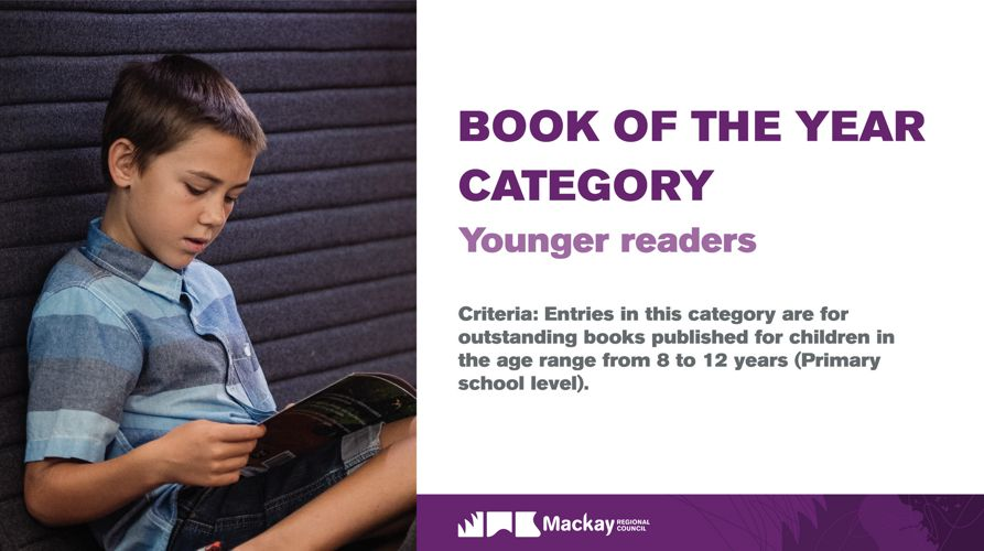 Book Week - Younger readers