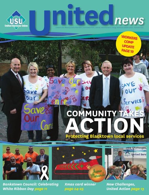 United magazine Summer 2013