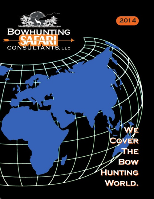 Bowhunting Safari Consultants 2014 Catalog