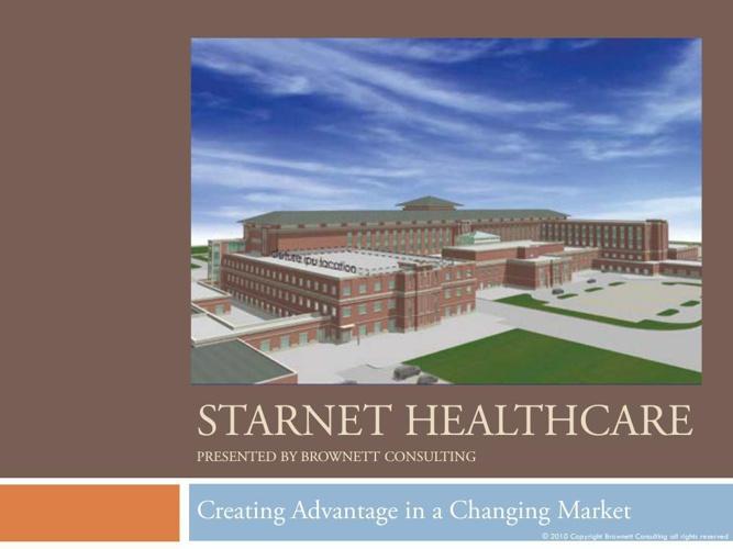 Starnet Healthcare v.1.0