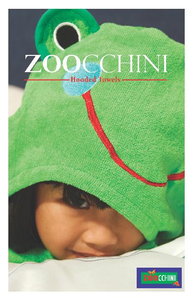 ZOOCCHINI 2012 Catalog