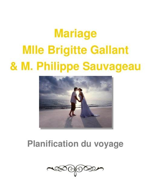 Mariage de Brigitte & Philippe