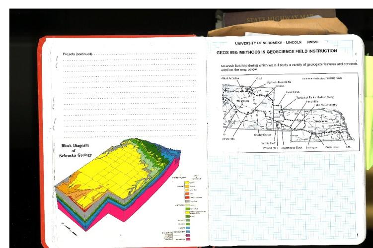 GEOS 898: Fieldbook of a Math Teacher - NMSSI 2012