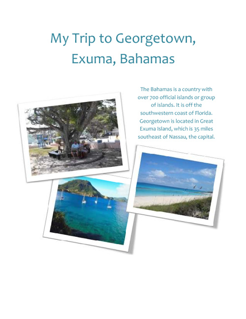 George Town, Exuma, The Bahamas