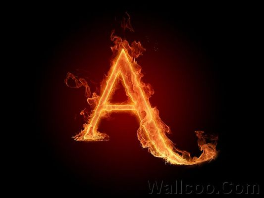The_fiery_English_alphabet_picture_3538245