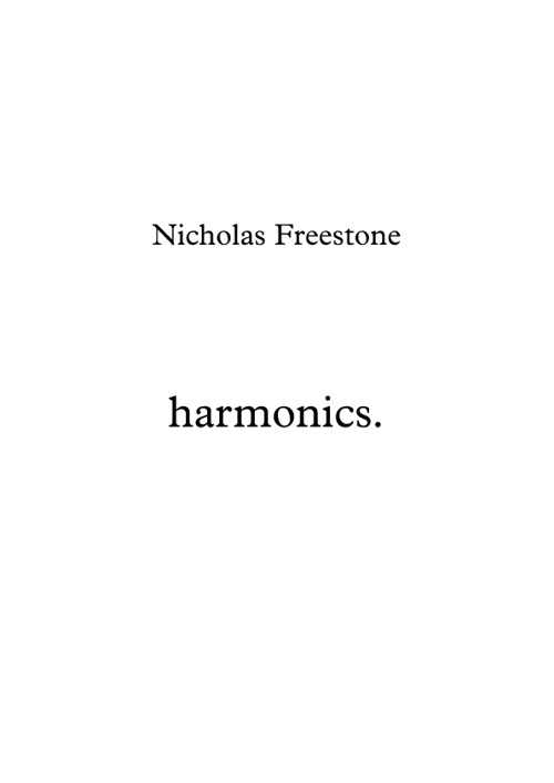 harmonics.