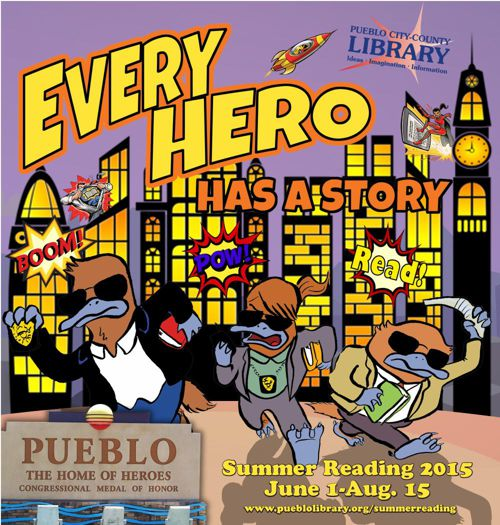 2015 Library Summer Reading Guide