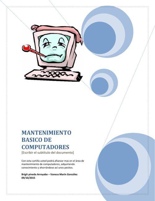cartilla de mantenimiento LISTA PDF