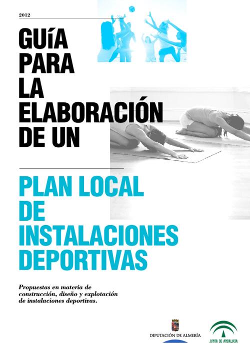 Plan Local de Instalaciones Deportivas (PLID).