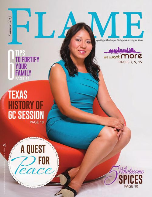 FLAME | Summer 2015