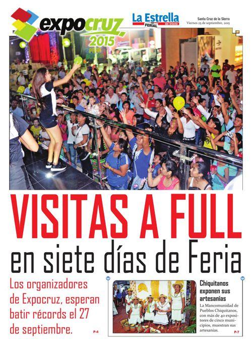 Estrella Ferial 25-09-2015