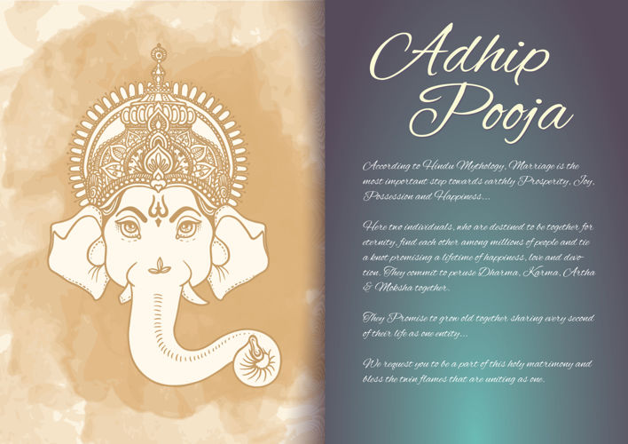 Adhip & Pooja