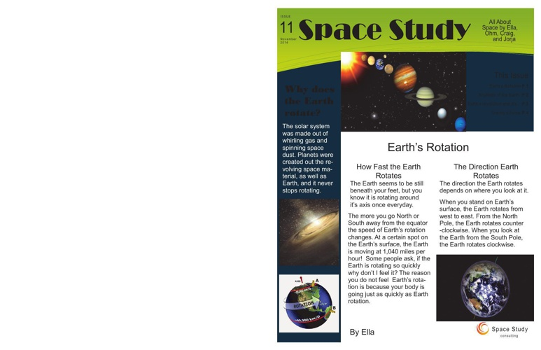 Space Study - Group 4
