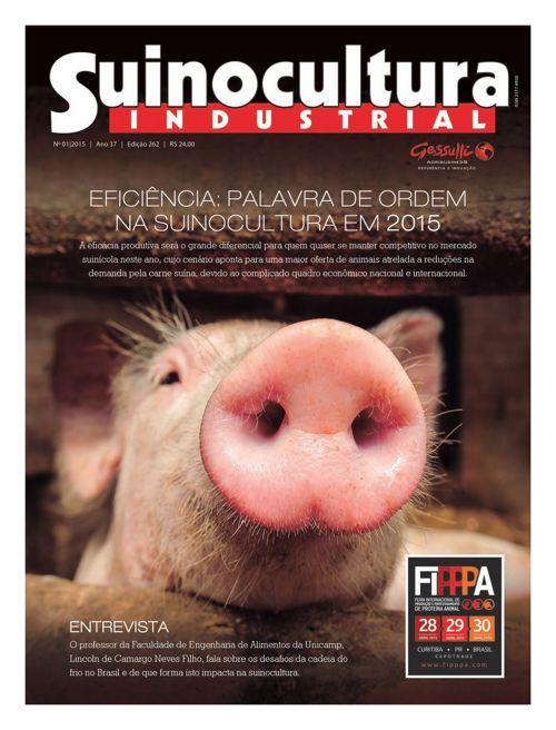 Revista Suinocultura Industrial 0115
