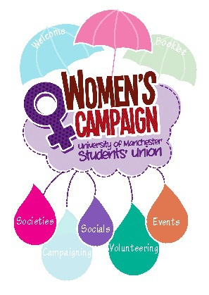 UoM SU Women's Campaign Welcome Booklet 2012