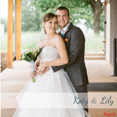 Koty & Lily // Wedding