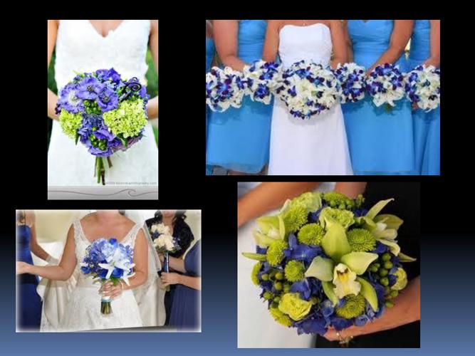 Trapp-Sieron Floral and Reception Decor Ideas