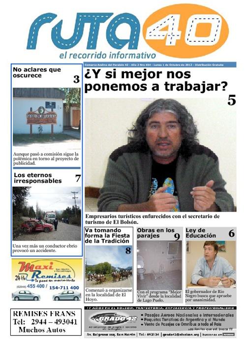 Diario Lunes  1 de Octubre