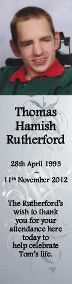 Thomas Rutherford