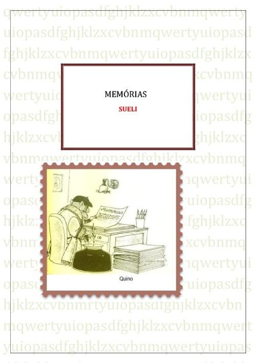 MEMÓRIAS SUELI