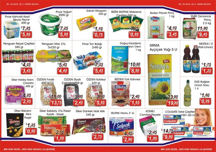 Anafartalar Market Mayıs Kampanyaları