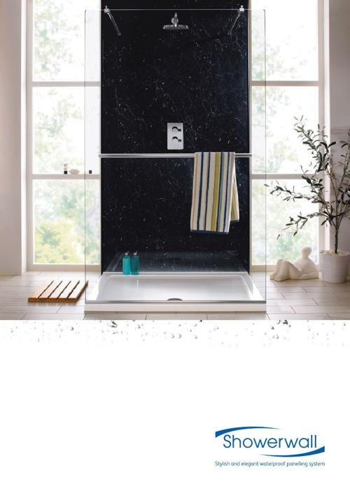 Showerwall Brochure 2012