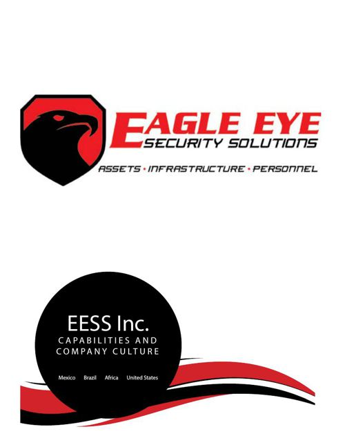 Eagle Eye Security Solutions, INC. Capabilities brief for Corpor