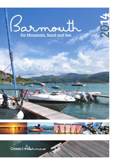 Barmouth Brochure 2014