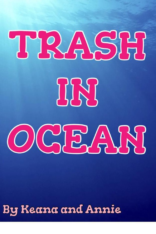 Trash in Ocean