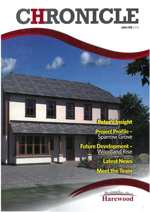 The Harewood Chronicle Jan/Feb Issue 2015