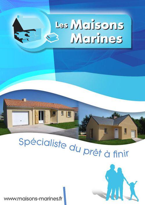 plaquette Les Maisons Marines 2015