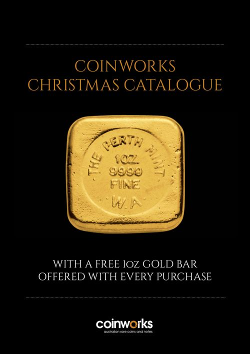 Coinworks Christmas Catalogue 3