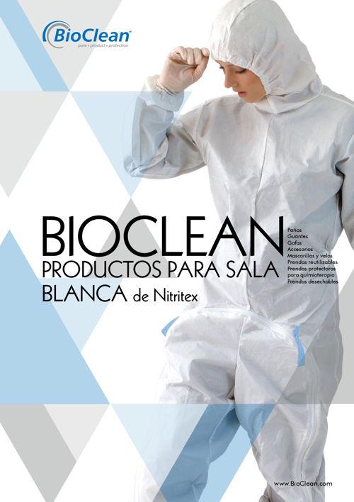BioClean Catalogue Spanish