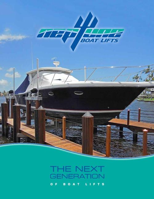 Neptune Boat Lifts Brochure