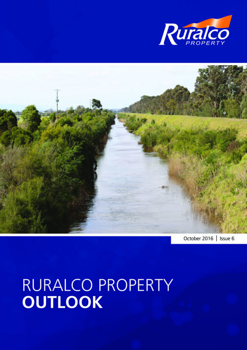 RURALCO PROPERTY OUTLOOK October 2016 - Issue 6
