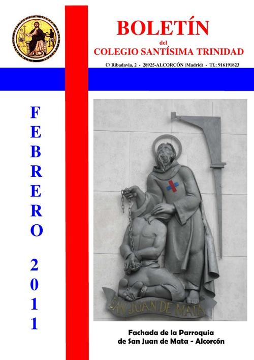 Revista Trinitarios 2011